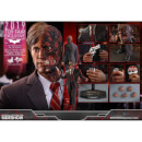 Hot Toys The Dark Knight Movie Masterpiece Action Figure 1/6 Two-Face 2019 Toy Fair Exclusive 31 cm
