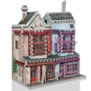Harry Potter Diagon Alley Collection Quidditch Supplies and Slug & Jiggers 3D Puzzle (305 Pieces)