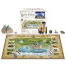 Harry Potter Mini Hogwarts Puzzle (543 Pieces)