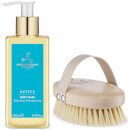 Aromatherapy Associates Exclusive Revive Body Brush and Revive Body Wash Value Gift Set (Worth $62)
