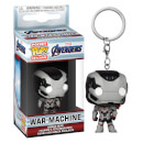 Marvel Avengers: Endgame War Machine Pop! Keychain