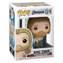 Figurine Funko Pop! Marvel Avengers Endgame Thor Avec Pizza