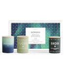 SKANDINAVISK Scented Mini Candle Gift Set - Norden