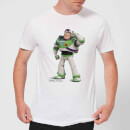 Toy Story 4 Buzz Men's T-Shirt - White
