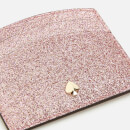 Kate Spade New York Women's Burgess Court Card Holder - Rose Gold