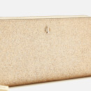 Kate Spade New York Women's Burgess Court Slim Continental Wallet - Pale Gold