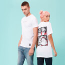 Street Fighter Arcade Fight Unisex T-Shirt - White