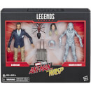 Marvel Legends Series X-Con Luis And Marvel's Ghost Action Figures (2-pack)