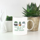Needles To Say You're A Great Teacher Mug