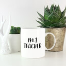 No.1 Teacher Mug