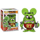 SDCC 2019 Rat Fink (GITD) EXC Pop! Vinyl Figure (VIP ONLY)