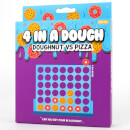 4 in a Dough: Donut Vs. Pizza Game