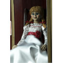 Reproduction Poupée Annabelle Univers The Conjuring 15 cm - Neca