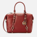 MICHAEL MICHAEL KORS Women's Bedford Legacy Medium Convertible Satchel Bag - Brandy