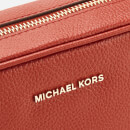 MICHAEL MICHAEL KORS Women's Ginny Cross Body Bag - Brandy