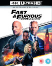 Fast & Furious Presents: Hobbs & Shaw - 4K Ultra HD