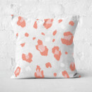 Cheetah Square Cushion