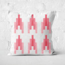 Aztec Arrows Square Cushion