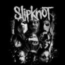 Slipknot Splatter T-Shirt - Black