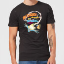 Marvel Guardians Of The Galaxy Milano Stars Men's T-Shirt - Black