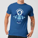 Marvel Fantastic Four Fantasticar Men's T-Shirt - Royal Blue