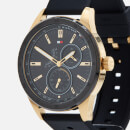 Tommy Hilfiger Men's Austin Metal Strap Watch - Black