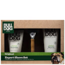 Bulldog Expert Shave Set (Worth £21.50)