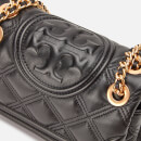 Tory Burch Women's Fleming Soft Small Convertible Shoulder Bag - Black