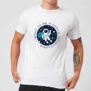 I Want To Be A Space Adventurer Men's T-Shirt - White