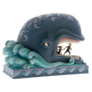 Disney Traditions - A Whale of a Whale (Monstro with Geppetto and Pinocchio Figurine)