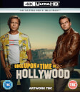 Once Upon A Time In Hollywood - 4K UltraHD (Includes Blu-Ray)