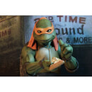 NECA Teenage Mutant Ninja Turtles (1990 Movie) 1/4 Scale Michelangelo Figure