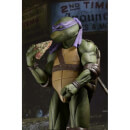 NECA Teenage Mutant Ninja Turtles (1990 Movie) 1/4 Scale Donatello Figure