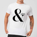 & Love Men's T-Shirt - White