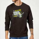 Beetlejuice The Ghost With The Most Sweatshirt - Black