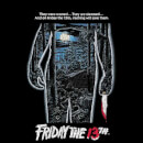 Friday the 13th Vintage Poster Women's Sweatshirt - Black