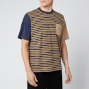 Oliver Spencer Men's Box T-Shirt - Morata Multi