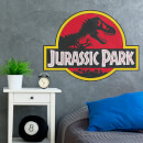 Jurassic Park Logo Wall Sticker