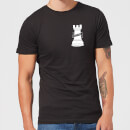 Hold Fast Pocket Print Men's T-Shirt - Black