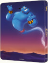 Exclusivité Zavvi: Steelbook Aladdin (Dessin Animé) – 4K Ultra HD (Blu-ray 2D Inclus)