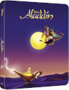 Aladdin (Animation) – 4K Ultra HD Zavvi UK Exclusive Steelbook (Includes 2D Blu-ray)
