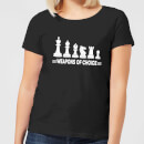 Weapons Of Choice Monochrome Women's T-Shirt - Black