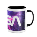NASA Accessories NASA Nebula Mug - White/Black