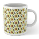Cooking Avocado Pattern Mug