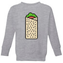 Cooking Burrito Kids' Sweatshirt
