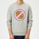 Cooking Croissants Sweatshirt