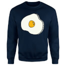 Cooking Fried Egg Sweatshirt