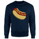 Cooking Hot Dog Sweatshirt