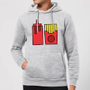 Cooking Ketchup And Fries Hoodie