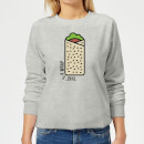 Cooking That's A Wrap Women's Sweatshirt